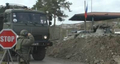 За помощью российских миротворцев в Карабахе обратилось 2,5 тысячи человек – МО России