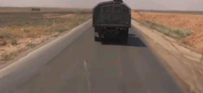 Военные из РФ в Сирии захватили турецкий бронеавтомобиль и выявили его уязвимости