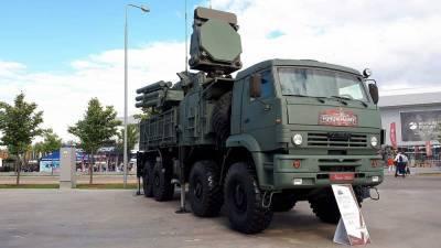 Haber7: Комплекс «Панцирь-С1» является самым лучшим оружием против турецких беспилотников Bayraktar