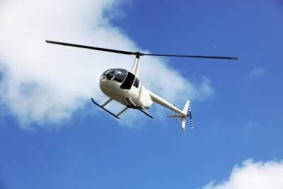 Вертолет разбился на западе Канады – СМИ