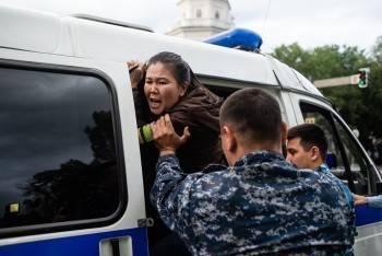 ВК собираются оштрафовать за ролики с призывом выходить на митинг