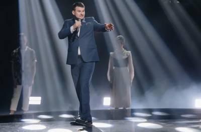 Майор полиции из Томска выступил в шоу «Музыкальная интуиция» на ТНТ