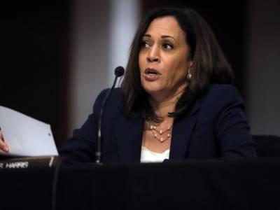В США женщину задержали из-за угроз убийства вице-президента Камалы Харрис