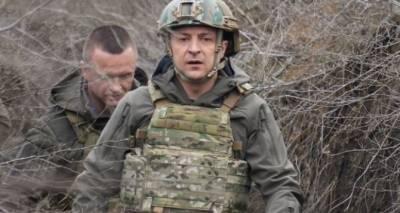 На что готов Зеленский для завершения войны на Донбассе