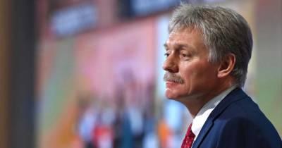 В Кремле не увязывают интеграцию с Минском в отражении внешних угроз