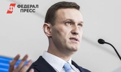 Появились подробности о состоянии Навального