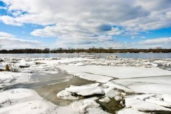 На реках Вологодчины вода подходит к критическим отметкам