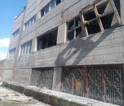 Взрыв газа произошел на предприятии в Томске. Пострадал один человек