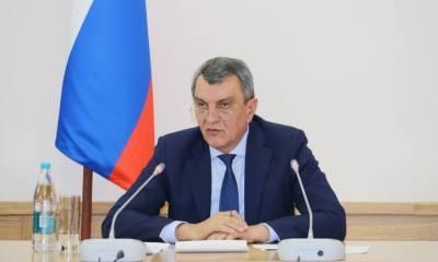 Полпред президента в Сибири Сергей Меняйло назначен врио главы Северной Осетии