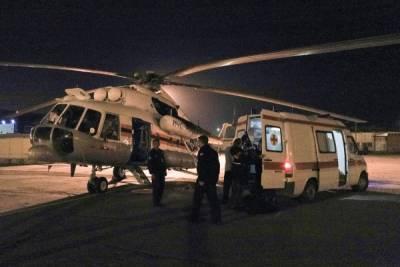 Из Казани могут эвакуировать наиболее пострадавших в школьной бойне. Борт подготовлен