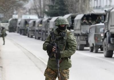 Bloomberg: Власти ЕС подозревают Россию в намерении аннексировать еще одну часть Украины