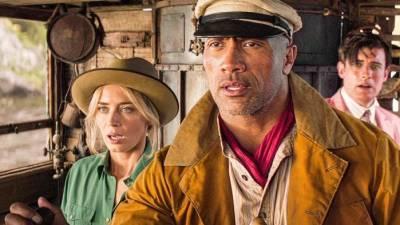 «Круиз по джунглям» с Дуэйном Джонсоном и Эмили Блант выпустят одновременно в кино и на Disney+