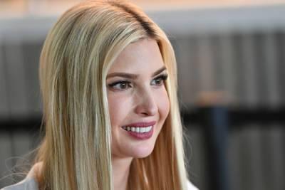 Фигуру дочери Трампа в кроп-топе и лосинах жестоко раскритиковали