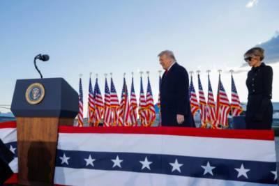 Возвращение в политику: Трамп готовит серию митингов в США