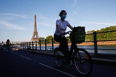 Центр Парижа закроют для въезда навсегда