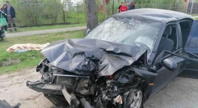 Стала известна причина смертельной аварии с погибшей и тремя пострадавшими в Ибресинском районе