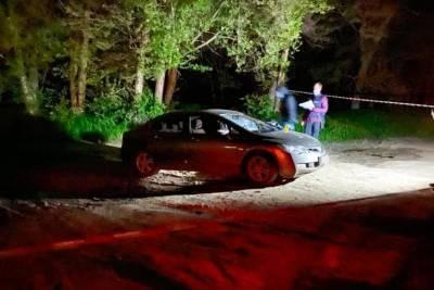 Кровавые разборки на Николаевщине: двоим мужчинам прострелили ноги из-за земли