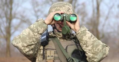 На Донбассе значительно уменьшилась интенсивность вражеских обстрелов, но сплошной тишины нет