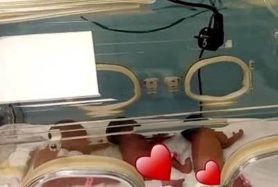 В Мали женщина родила 9 детей за один раз