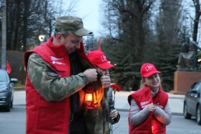 Смоленск стал частью патриотического автопробега «Огонь Победы»