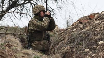 Сводка ООС: боевики обстреляли гражданскую инфраструктуру Марьинки