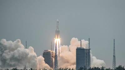 Остатки неконтролируемой китайской ракеты упали на Землю - СМИ