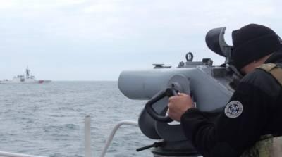 США и Украина провели совместные учения в Черном море