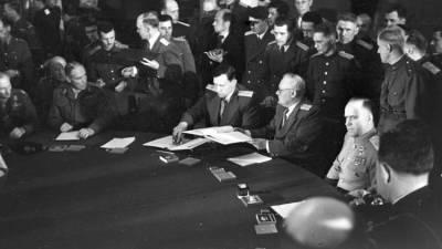 Только не русские! Почему рейх дважды подписал Акт о капитуляции