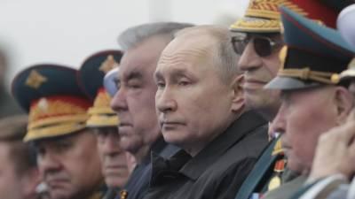 """Путин о пытающихся возродить нацизм: """"сборища недобитых карателей"""""""