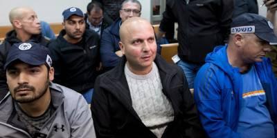 Бывший мэр Ашкелона отправился в тюрьму на четыре года