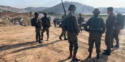 """Попытка теракта возле КПП """"Хизма"""", террористка нейтрализована"""