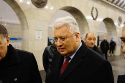 Смольный назвал «домыслами» информацию об отставке вице-губернатора Эргашева