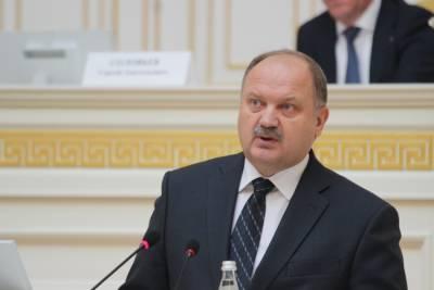 Вице-губернатор Петербурга Николай Бондаренко заболел коронавирусом
