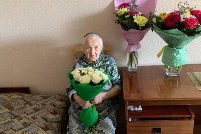 Александре Громовой, ветерану Великой Отечественной войны, исполнилось 100 лет