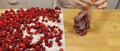 В Украине рухнули цены на клубнику, черешню и абрикосы