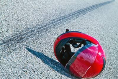 В Сурском районе мужчина на БМВ сбил несовершеннолетних на мопеде