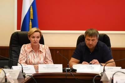 Глава Дзержинска обсудил с некоммерческим организациями вопрос о присвоении звания «Город трудовой доблести»