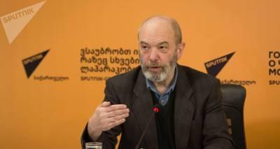 Политолог оценил шансы партии Гахария победить на местных выборах в Грузии