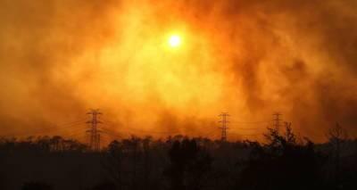 МИД Грузии соболезнует Турции из-за гибели людей в пожарах