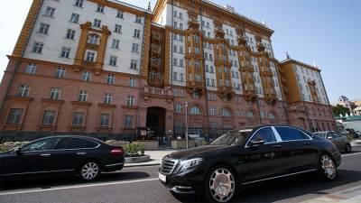 В США выразили сожаление о запрете на наем местного персонала в РФ