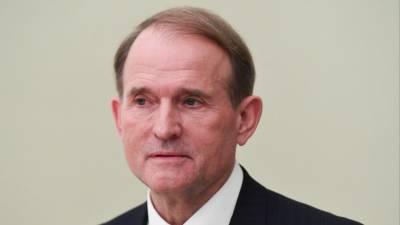 В ОПЗЖ назвали антиконституционным произволом домашний арест Медведчука