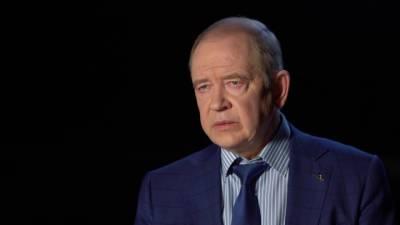 Соловьев.live. Монолог. Сергей Станкевич: легкой жизни российскому либералу никто не обещал