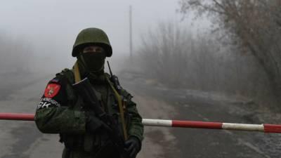 В ДНР заявили о готовности ответить на эскалацию конфликта со стороны Украины