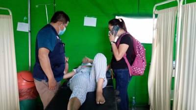 Более 40 человек пострадали в результате землетрясения в Перу
