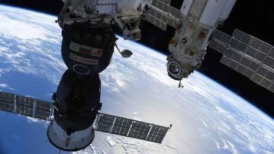 Новицкий рассказал о первом посещении нового модуля «Наука» на МКС