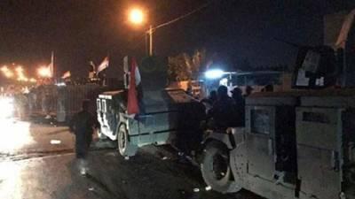Семь человек погибли в результате нападения боевиков на севере Ирака