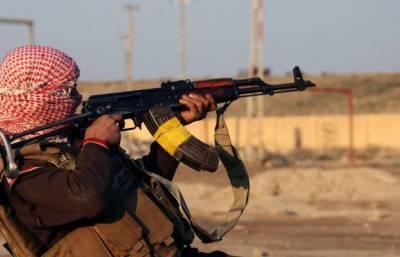 В Ираке 7 человек убиты в ходе атаки террористов