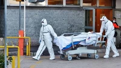Суточные показатели госпитализаций из-за Covid-19 в США достигли рекордных значений