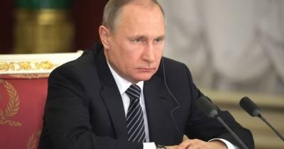 В России впервые показали катафалк для Путина (ФОТО)