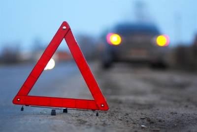 Около посёлка Чердаклы в аварию попала «Калина». Пострадал человек
